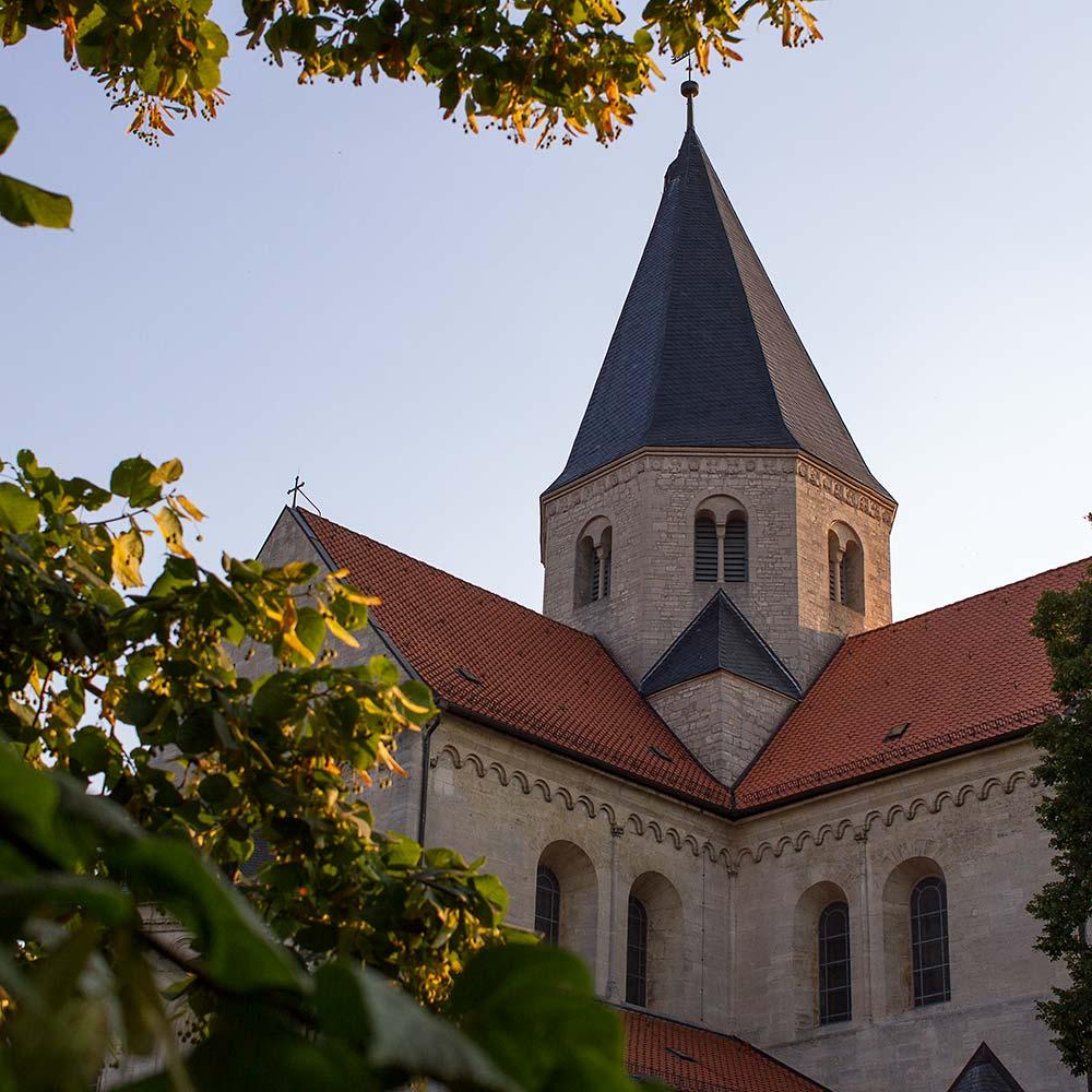 Kaiser-Dom Königslutter Sommer